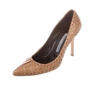 Manolo Blahnik vitra heels